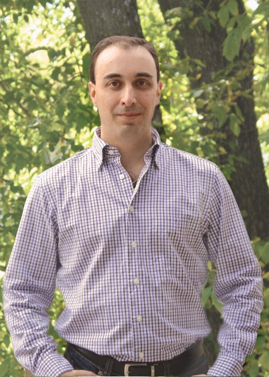 Stéphane Deslauriers, Analyste-programmeur et Webmaster
